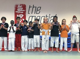TMAP Juniors Kickboxing Competition