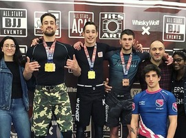 All Stars BJJ UK Nationals 2019