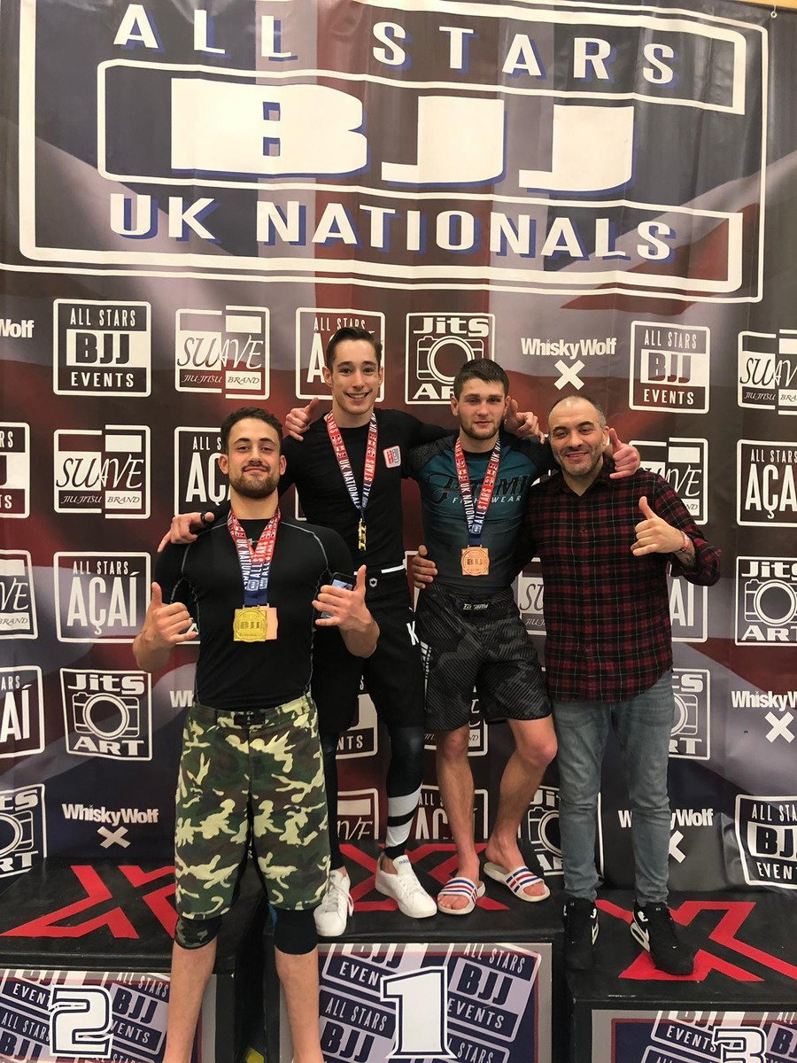 All Stars BJJ UK Nationals 2019   The Martial Arts Place