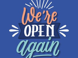 TMAP Dojos are open again from Today! Wednesday 2.12.20